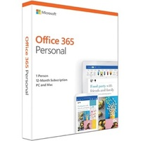 Office 365 Personal Subscription for Mac or Windows