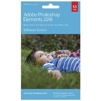 Adobe Photoshop Elements 18