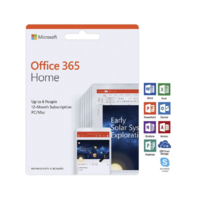 Office 365 Home Subscription for Mac or Windows