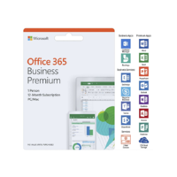Office 365 Business Premium Subscription for Mac/Windows