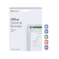 Office Home & Business 2019 for Mac or Windows