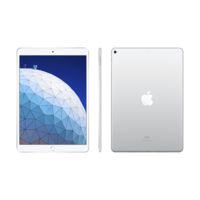 Apple iPad Air 64GB Wi-Fi (Silver)
