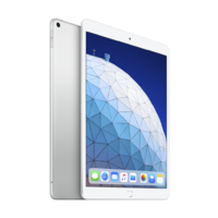 Apple iPad Air 256GB Wi-Fi + Cellular (Silver)