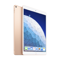 Apple iPad Air 256GB Wi-Fi + Cellular (Gold)