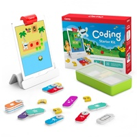 Osmo Coding Starter Kit for iPad for Ages 5-12 (Base Included)