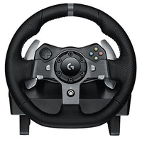 Logitech G920 Driving Force Racing Wheel for XBOX/PC Dual-Motor Force Feedback - Dual motor force feedback Precision control