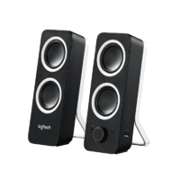 Z200 STEREO SPEAKERS (Black)
