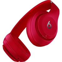 Beats Studio3 Wireless Over‑Ear Headphones (Red)