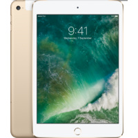 Apple iPad mini 4 128GB Wi-Fi + Cellular (Gold)