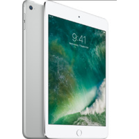 Apple iPad mini 4 128GB Wi-Fi (Silver)