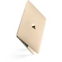 MacBook 256GB Gold