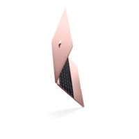MacBook 256GB Rose Gold