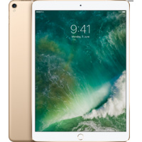 Apple iPad Pro (10.5-inch) 256GB Wi-Fi + Cellular (Gold)