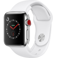 Apple Watch Series 3 GPS + Cellular Stainless Steel 38MM