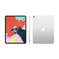 Apple iPad Pro (12.9-inch) 256GB Wi-Fi+Cellular (Silver)