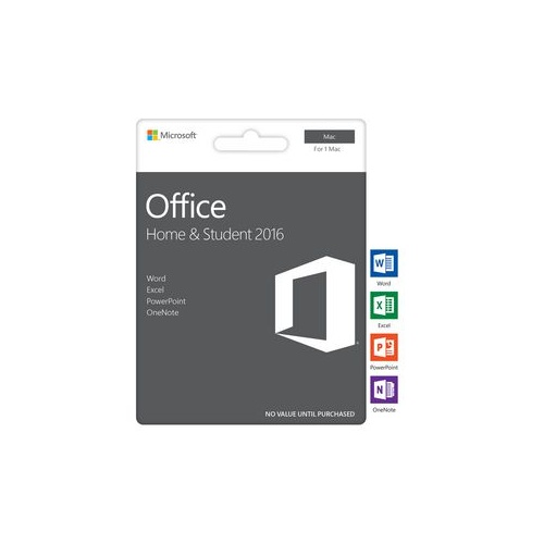 Microsoft Office Home & Student for Mac