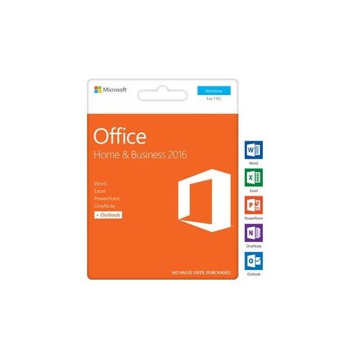 Microsoft Office Home & Business for Windows