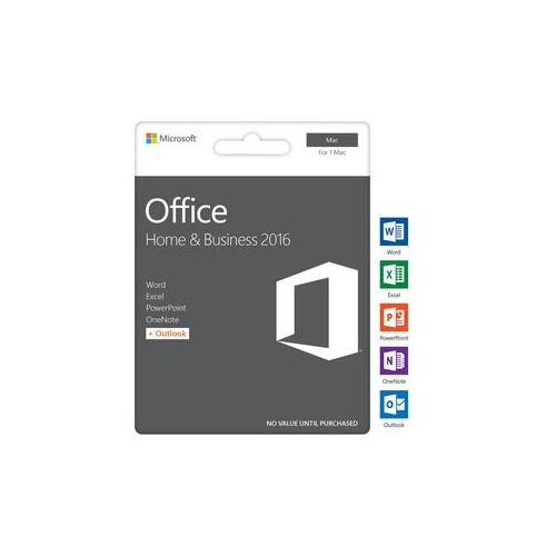 Microsoft Office Home & Business for Mac