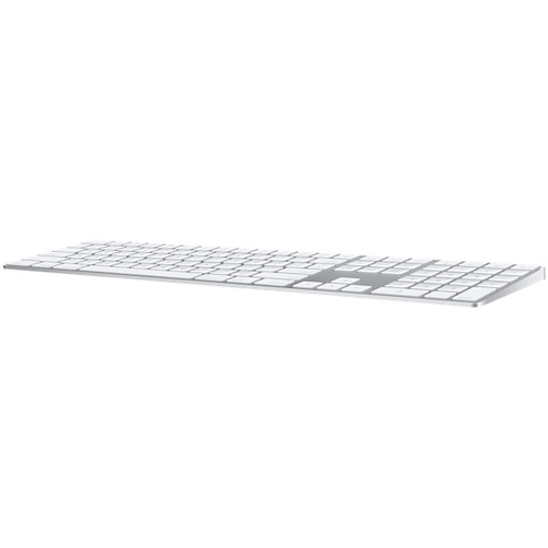 Apple Magic Keyboard with Numeric Keypad Silver