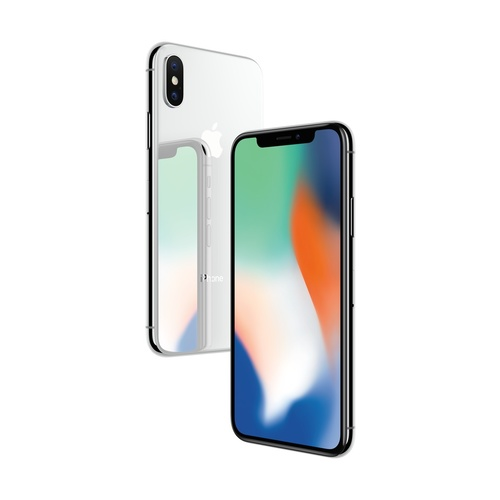iPhone X 256GB (Silver)